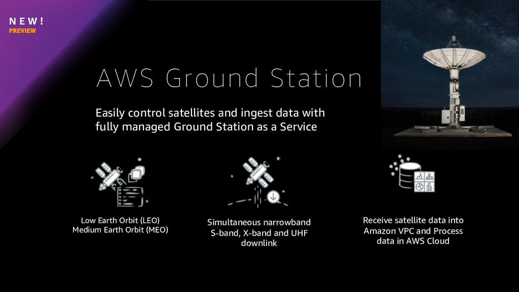 N E W ! Easily control satellites and ingest da...