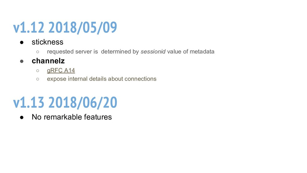 v1.12 2018/05/09 ● stickness ○ requested server...