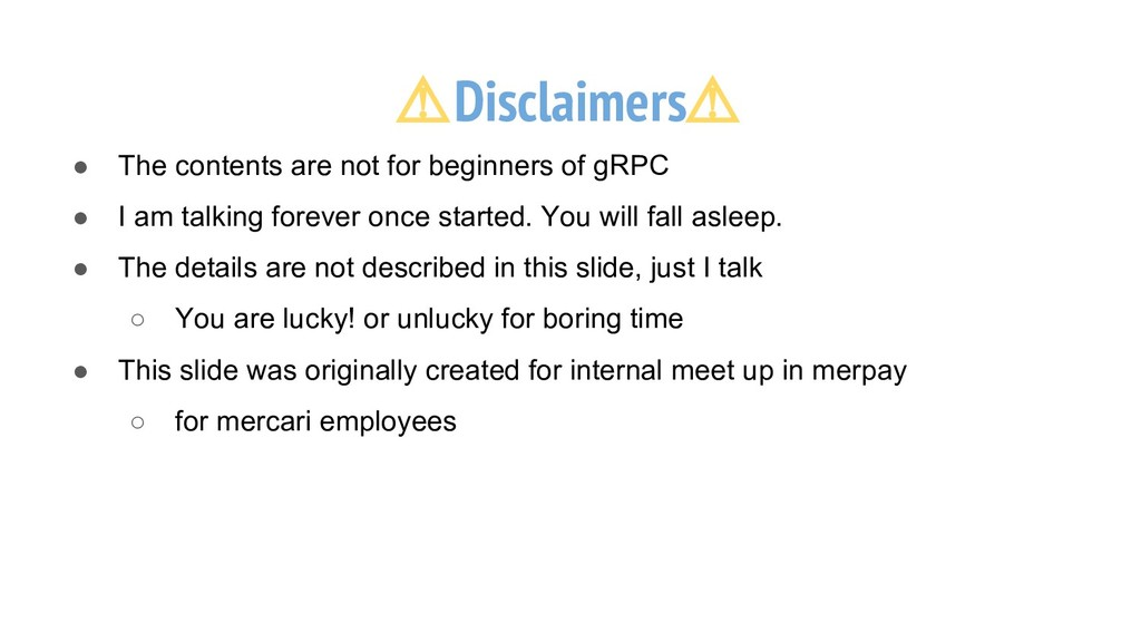 ⚠Disclaimers⚠ ● The contents are not for beginn...