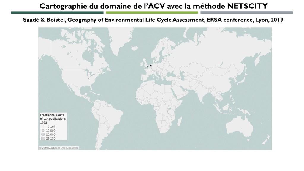 Saadé & Boistel, Geography of Environmental Lif...