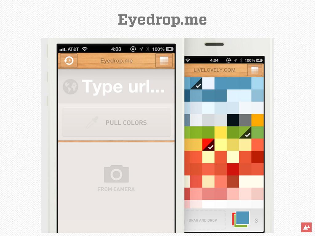 Eyedrop.me