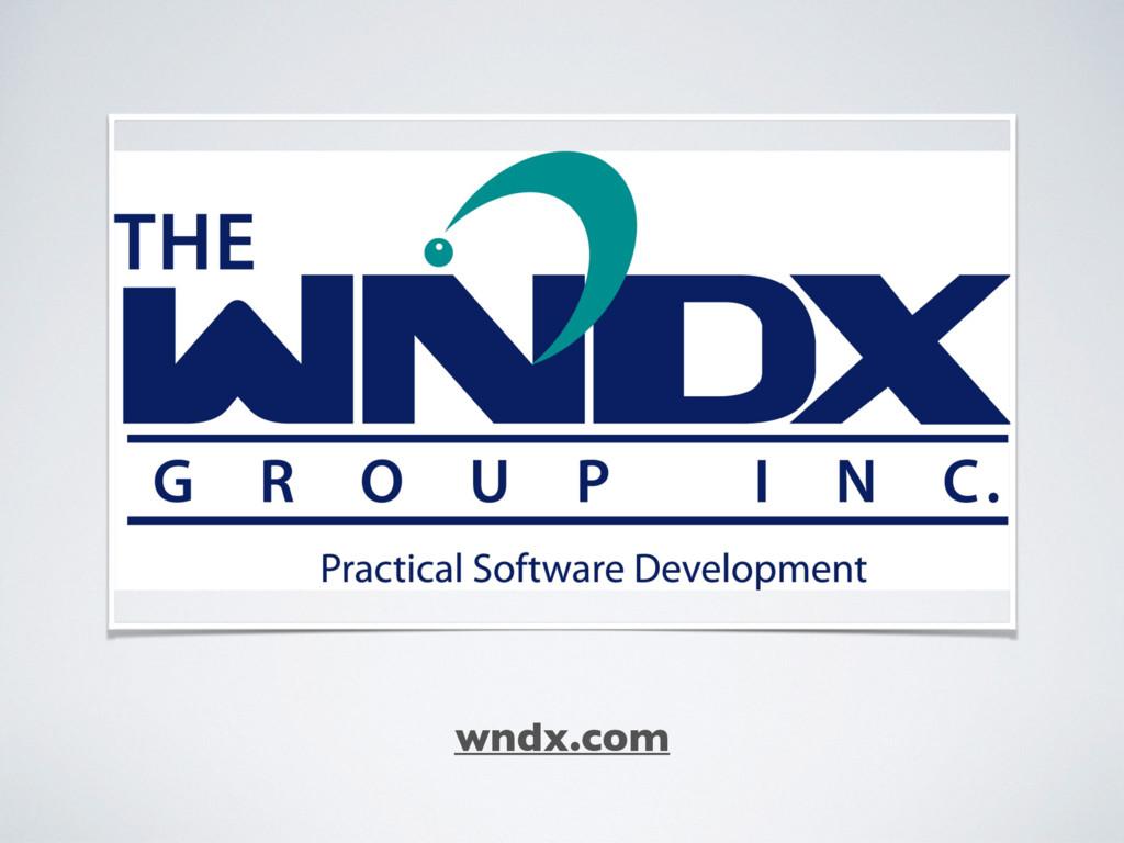 wndx.com