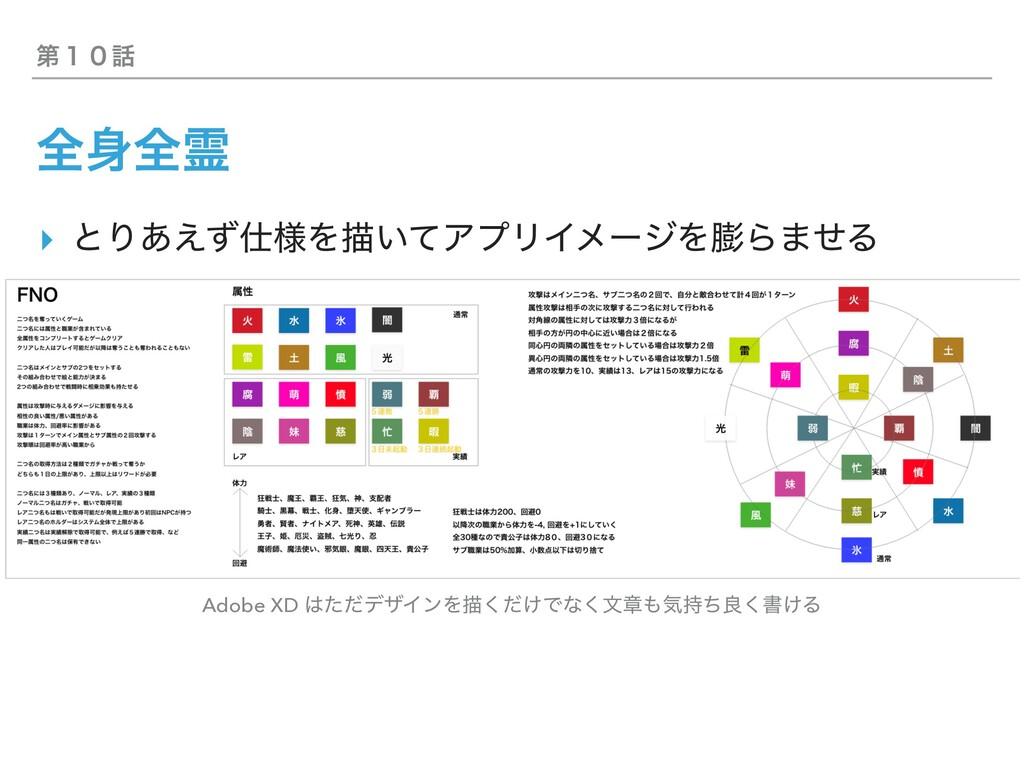 ୈ̍̌ શશྶ ▸ ͱΓ༷͋͑ͣΛඳ͍ͯΞϓϦΠϝʔδΛΒ·ͤΔ Adobe XD ...