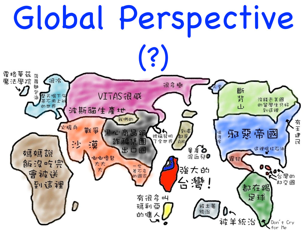 Global Perspective (?)