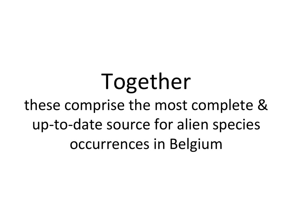 Together these comprise the most complete & up-...