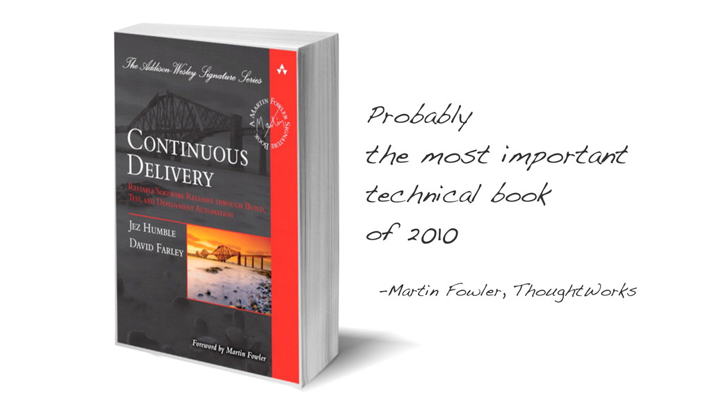 Probably the most important technical book of 2...
