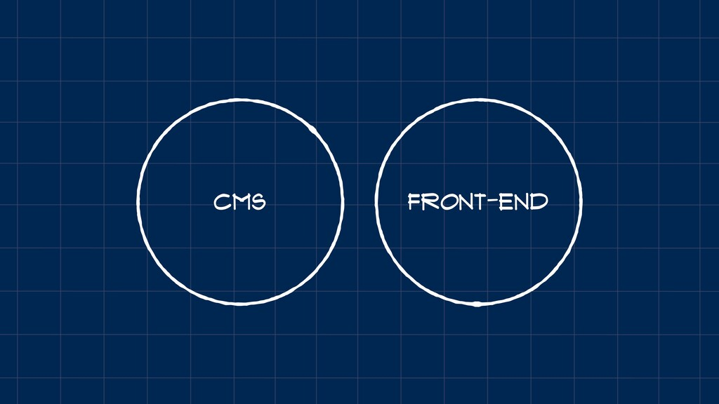 CMS Front-End