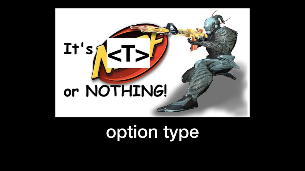 option type