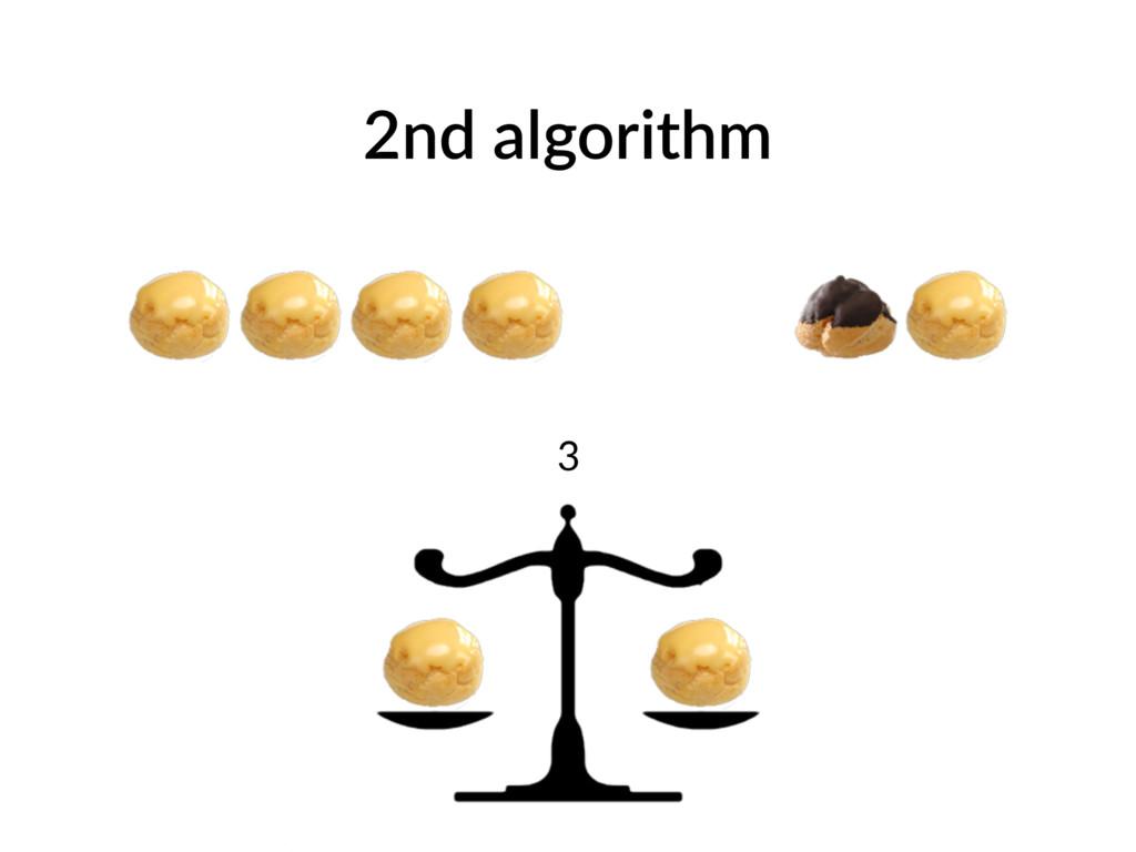2nd algorithm 3
