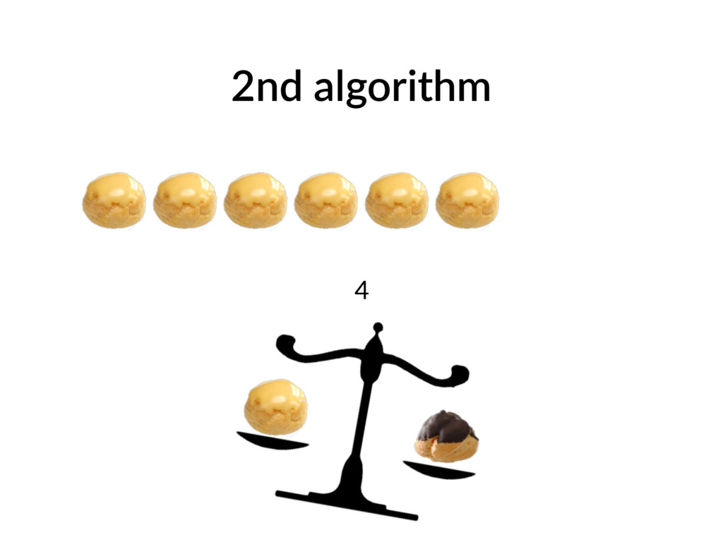 2nd algorithm 4