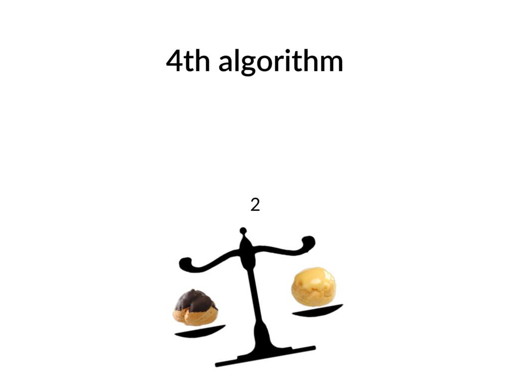 4th algorithm 2