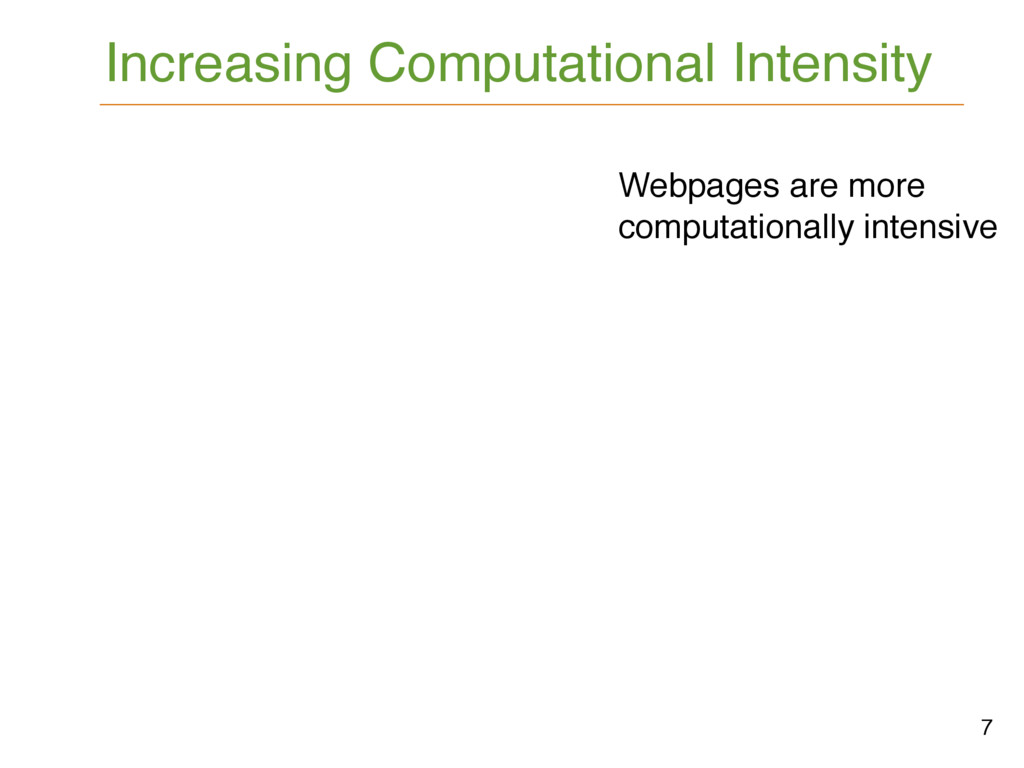 7 Increasing Computational Intensity Webpages a...