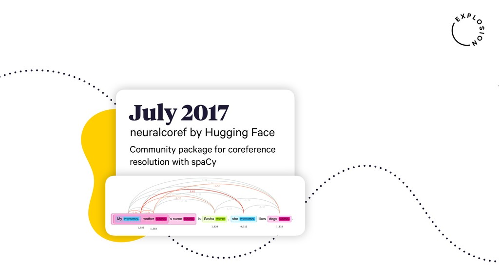 July 2017 neuralcoref by Hugging Face Community...