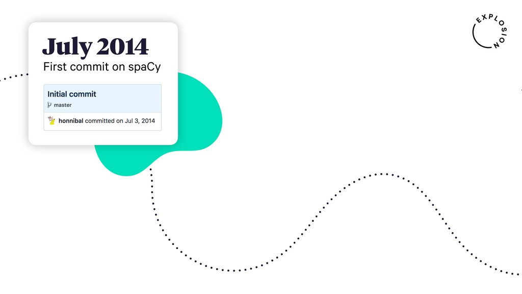 July 2014 First commit on spaCy