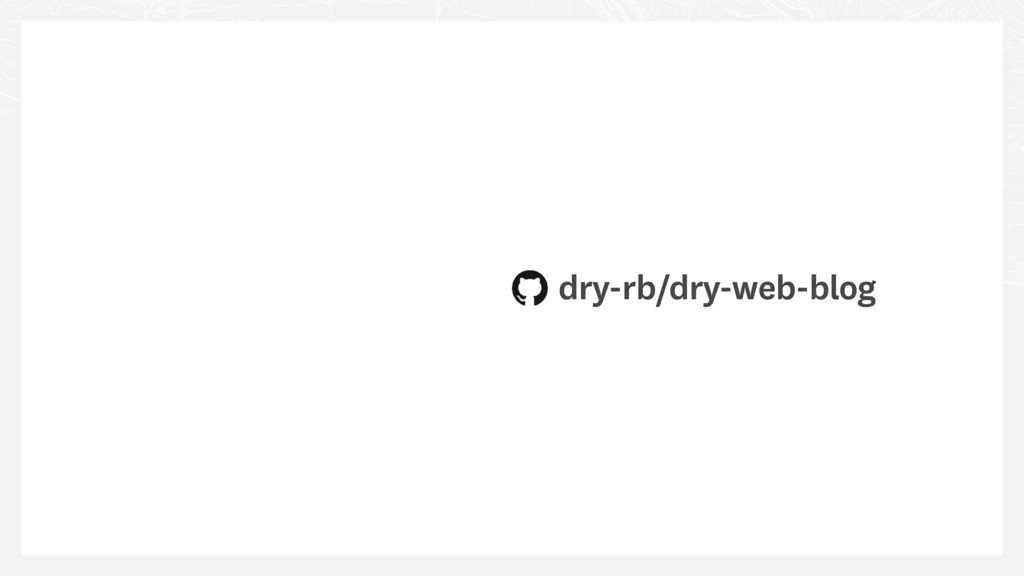 dry-rb/dry-web-blog