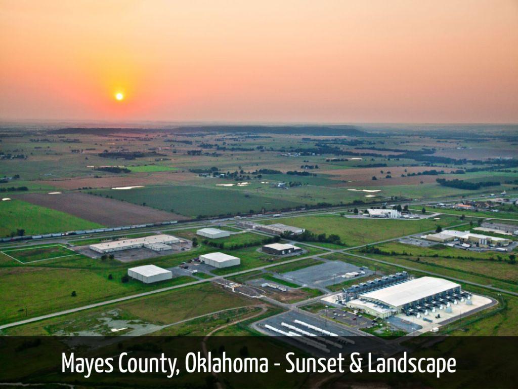 Mayes County, Oklahoma - Sunset & Landscape 29 ...