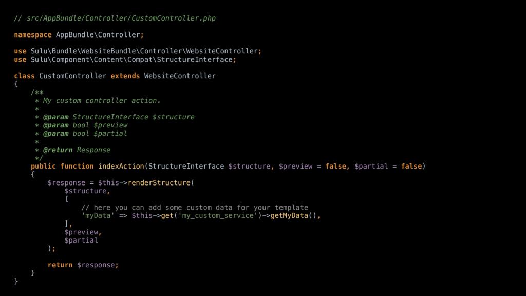 // src/AppBundle/Controller/CustomController.ph...