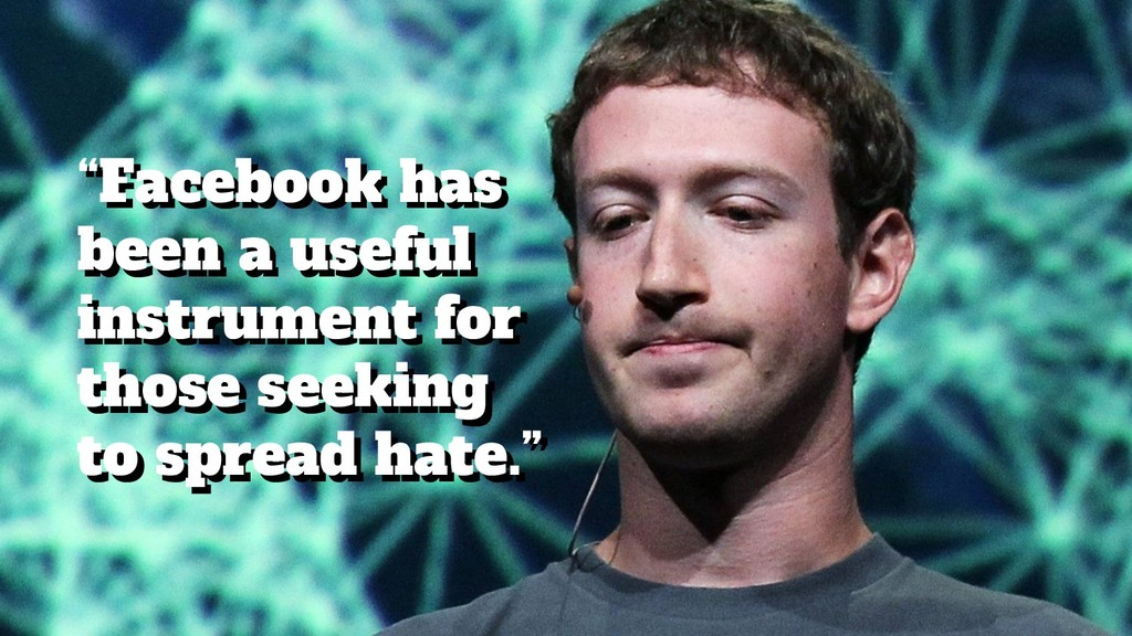 """""""Facebook has been a useful instrument for thos..."""