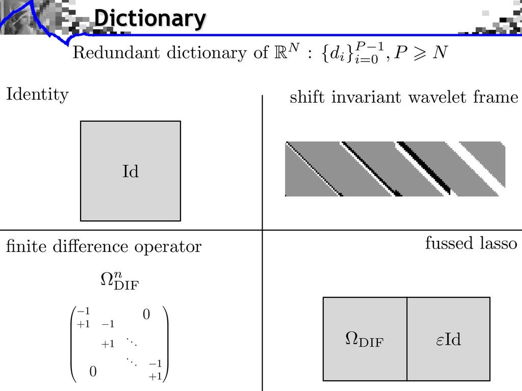 finite di↵erence operator ⌦n DIF 0 B B B B B B @...