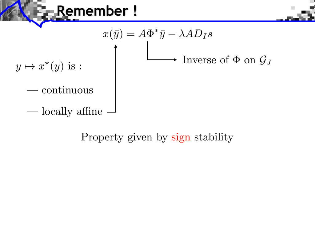 — continuous y 7! x ?( y ) is : Property given ...