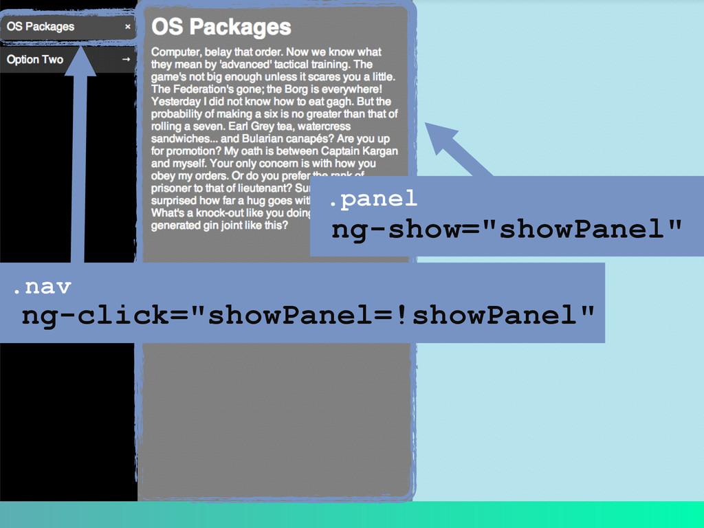 """ng-show=""""showPanel"""" .panel .nav ng-click=""""showP..."""