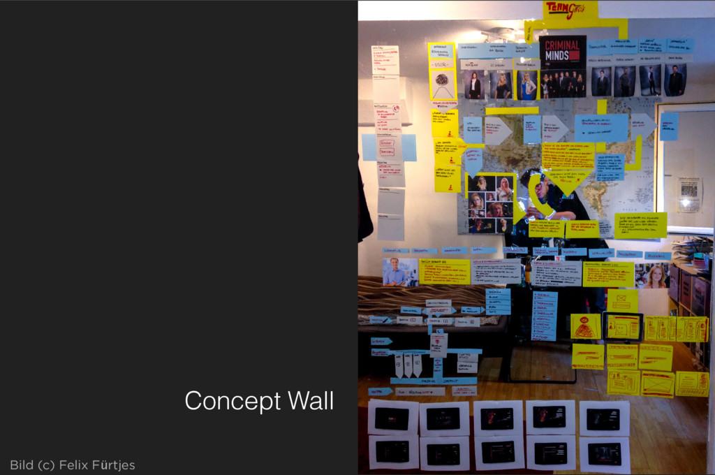 Concept Wall Bild (c) Felix Fürtjes
