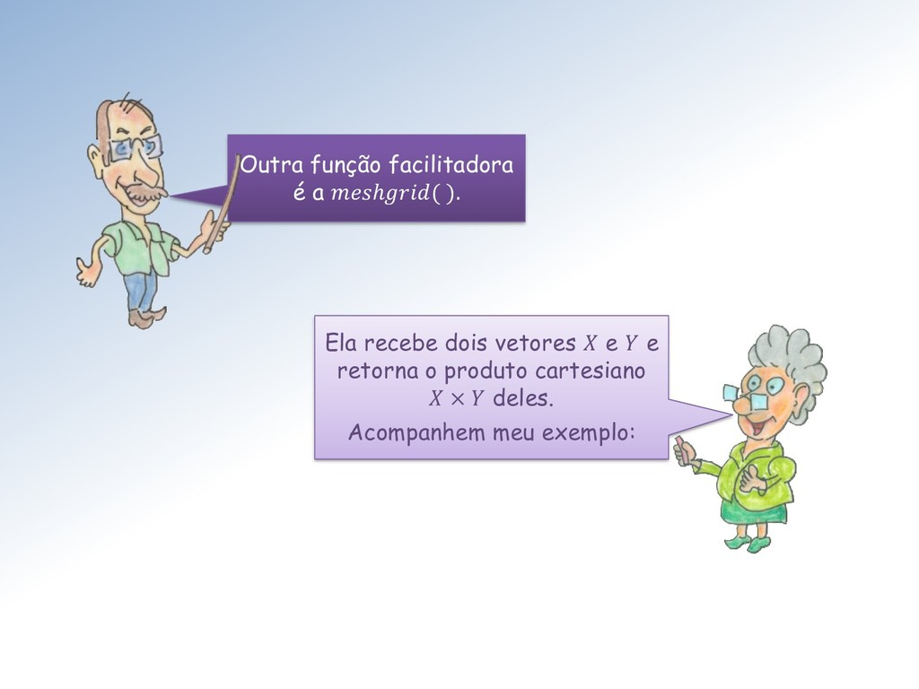 Outra função facilitadora é a ℎ( ). Ela recebe ...