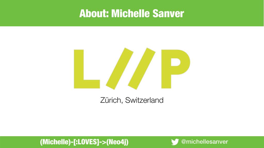 @michellesanver Zürich, Switzerland (Michelle)-...