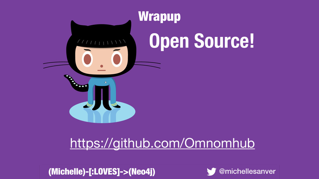 @michellesanver Open Source! https://github.com...
