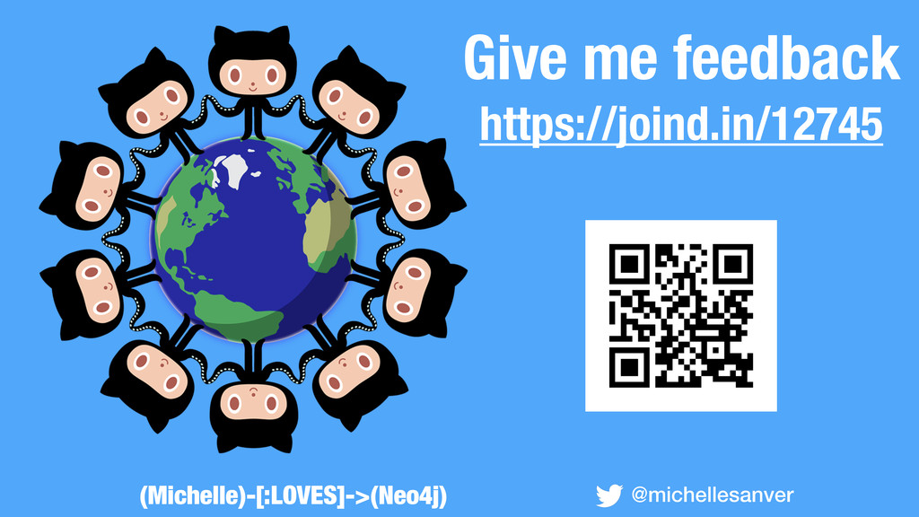 Give me feedback https://joind.in/12745 @michel...