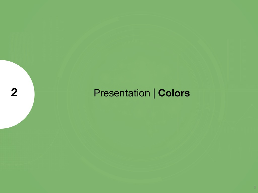 Presentation | Colors 2 9