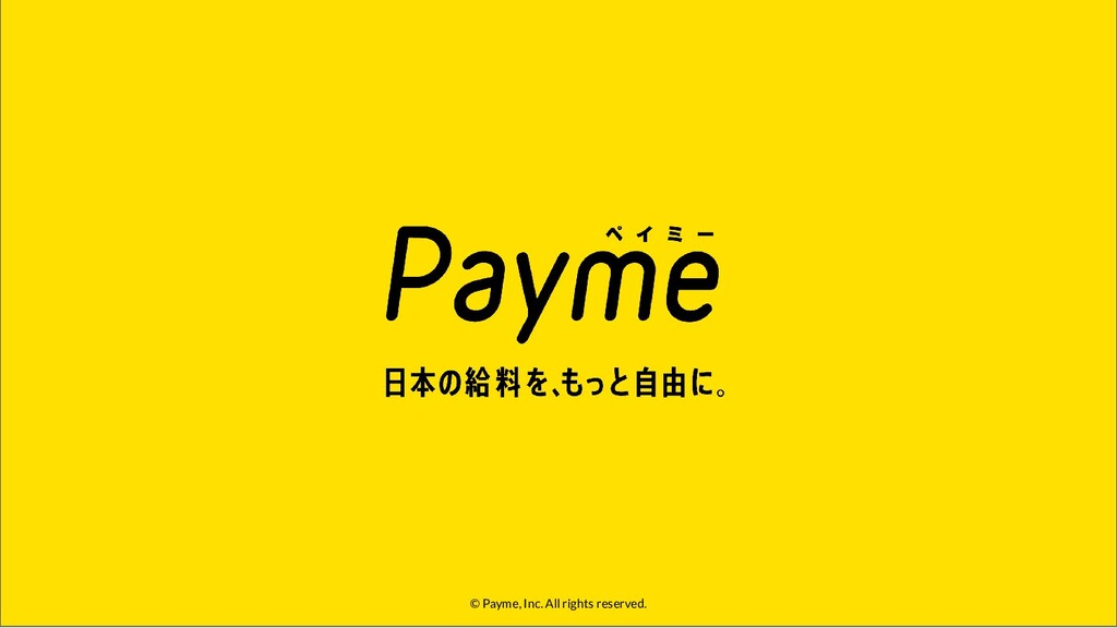 © Payme, Inc. All rights reserved.