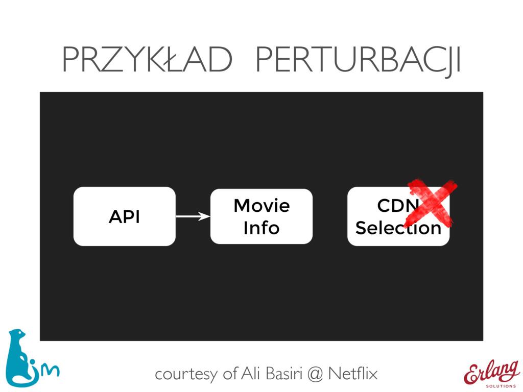 PRZYKŁAD PERTURBACJI Movie Info API CDN Selecti...