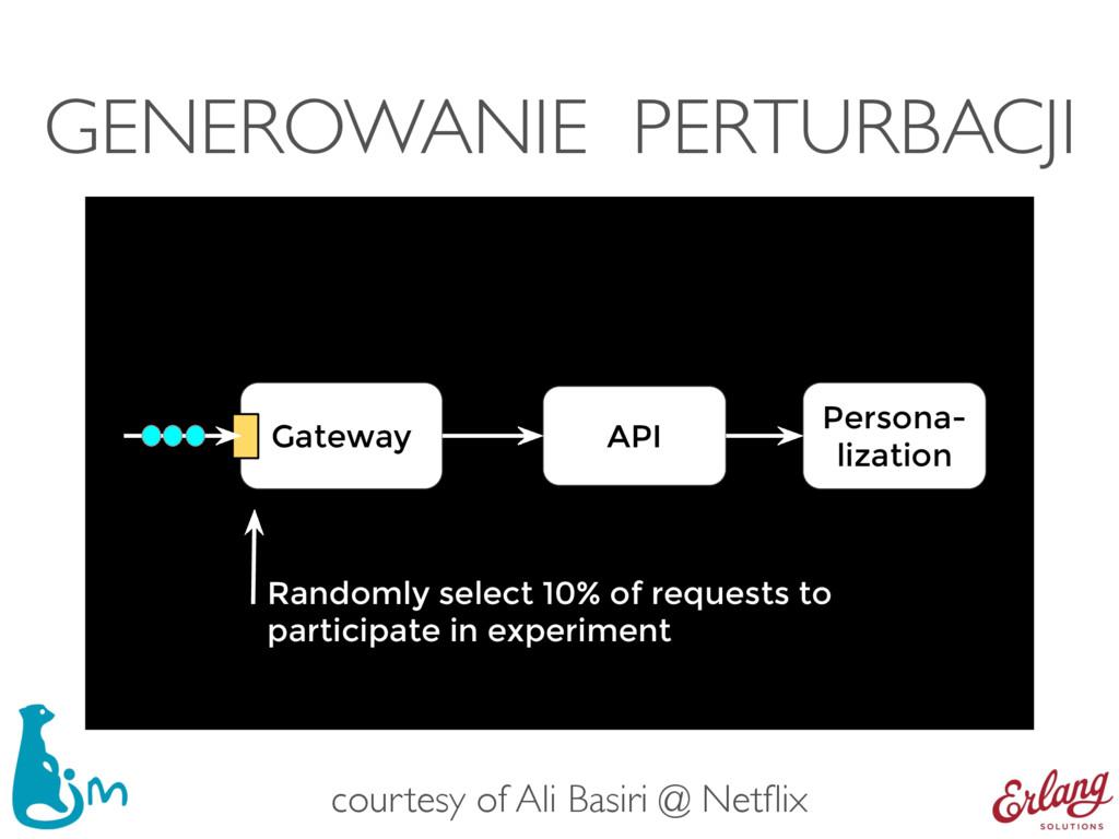 GENEROWANIE PERTURBACJI API Gateway Persona- li...