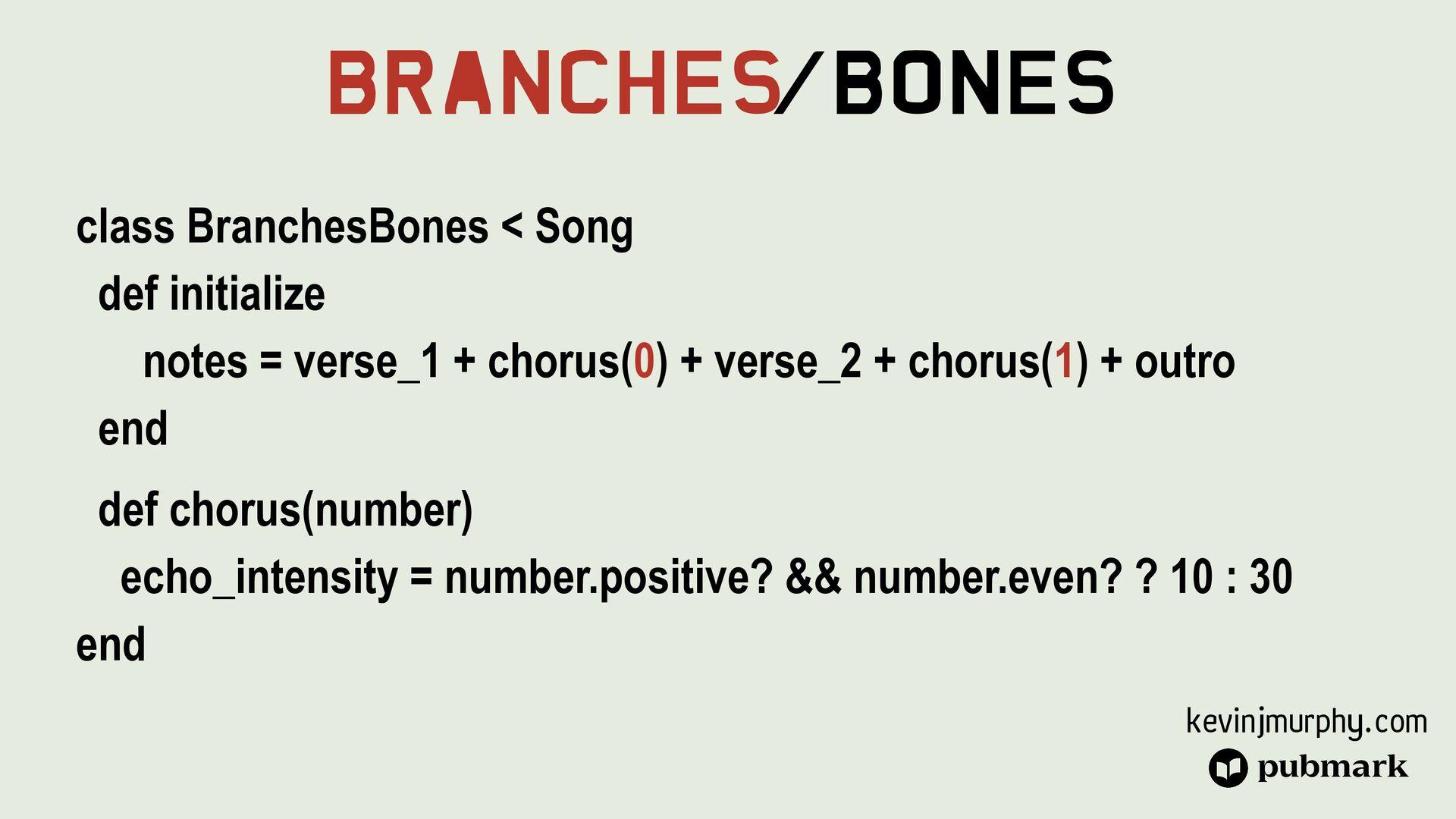@kevin_j_m Branches/Bones class BranchesBones <...