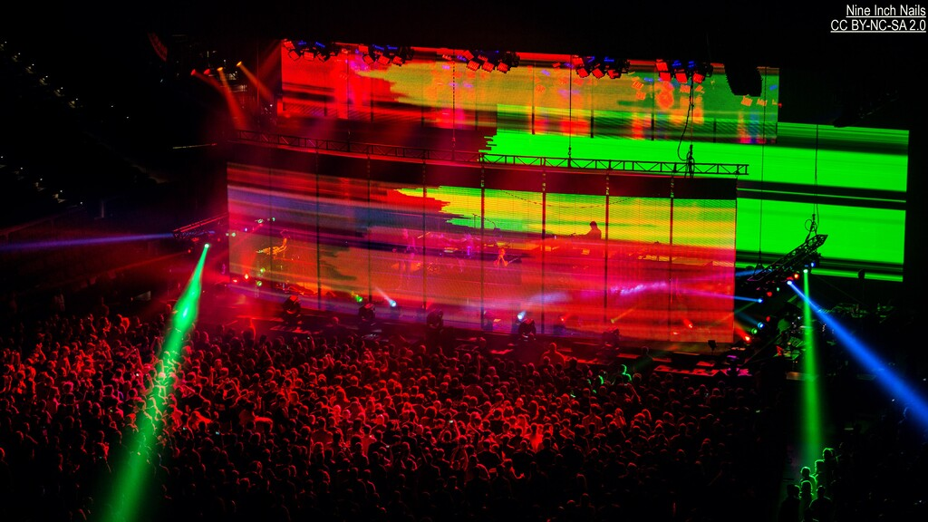 Various Methods Of Escape Nine Inch Nails CC BY...