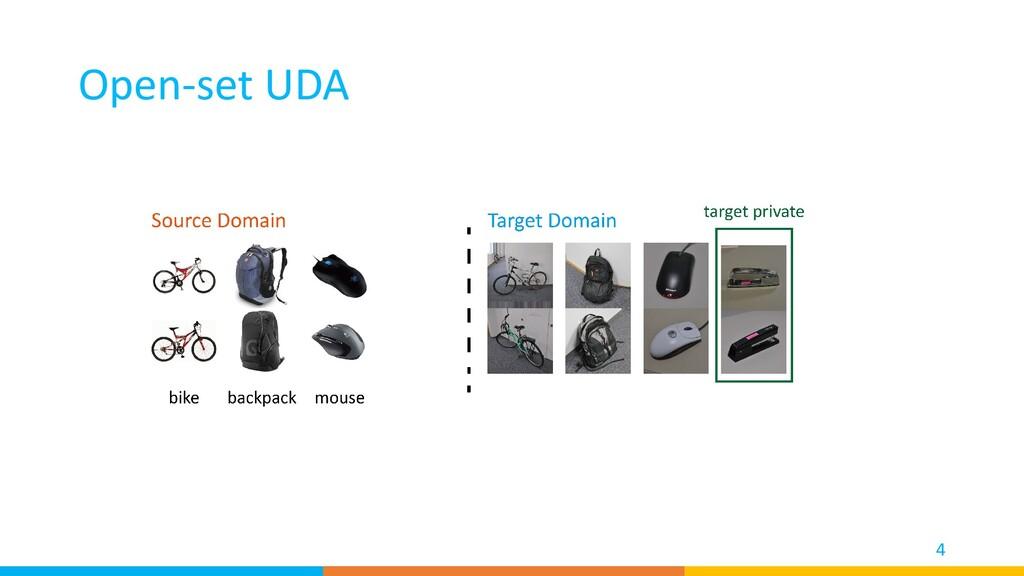 Open-set UDA 4