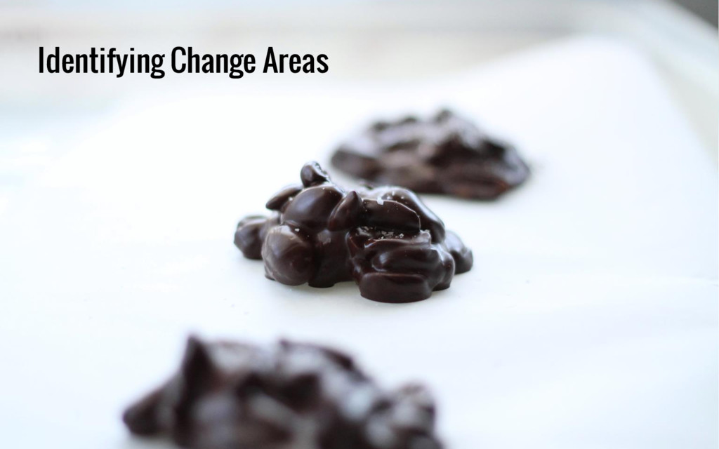 Identifying Change Areas