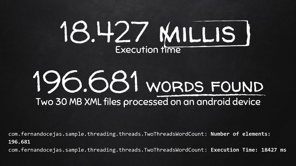 18.427 millis Execution time 196.681 words foun...