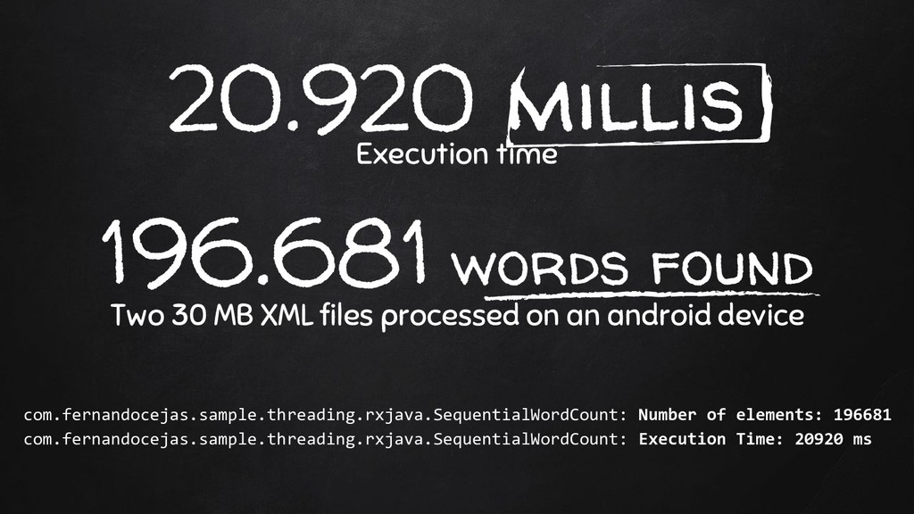 20.920 millis Execution time 196.681 words foun...