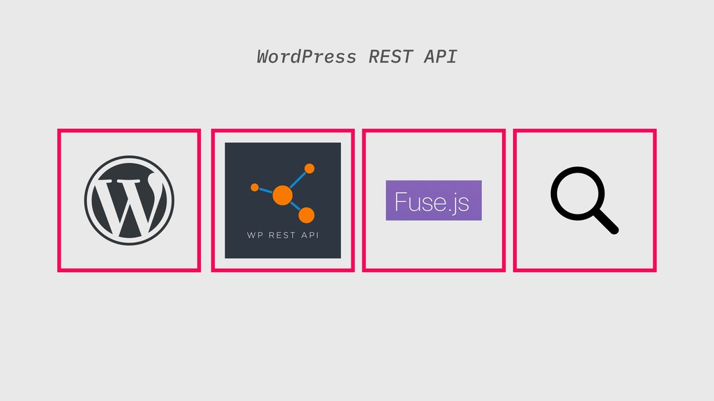 WordPress REST API