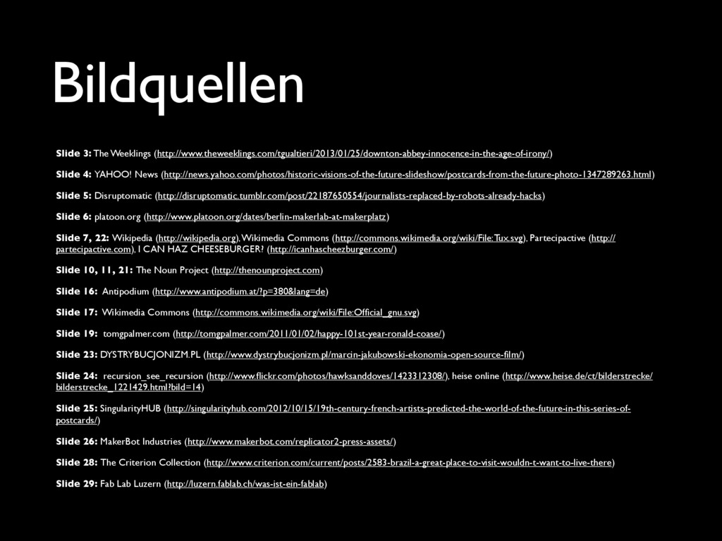 Bildquellen Slide 3: The Weeklings (http://www....