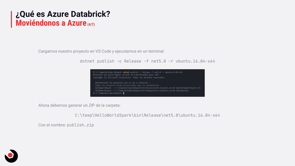 ¿Qué es Azure Databrick? Moviéndonos a Azure(4/...