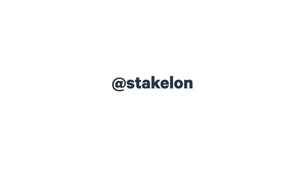 @stakelon