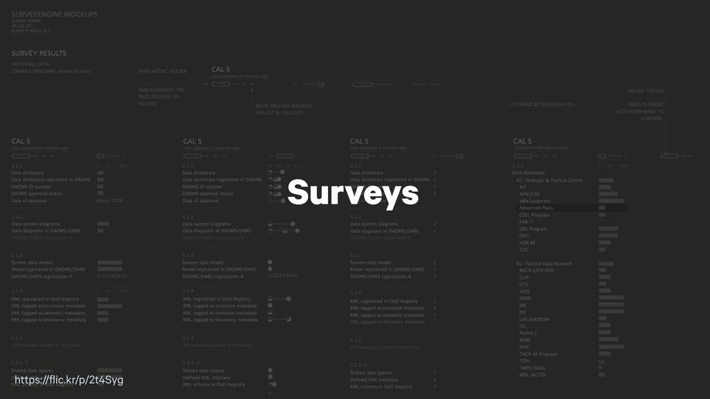Surveys https://flic.kr/p/2t4Syg