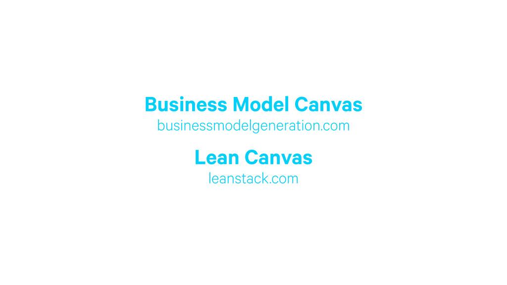 Business Model Canvas businessmodelgeneration....
