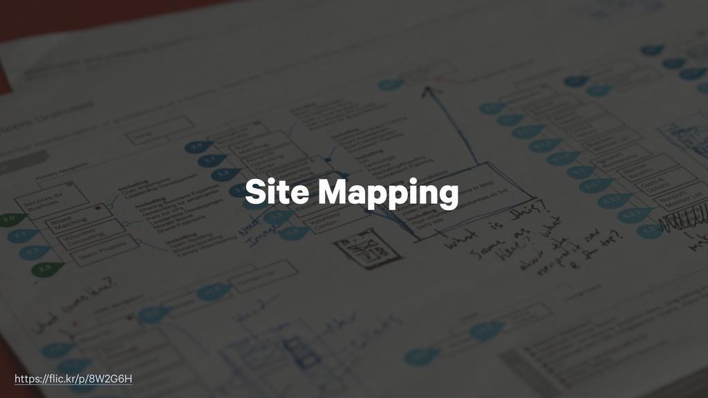 Site Mapping https://flic.kr/p/8W2G6H