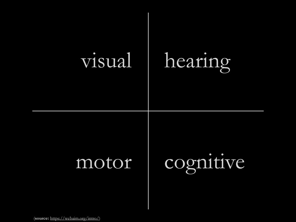 visual hearing motor cognitive (source: https:/...