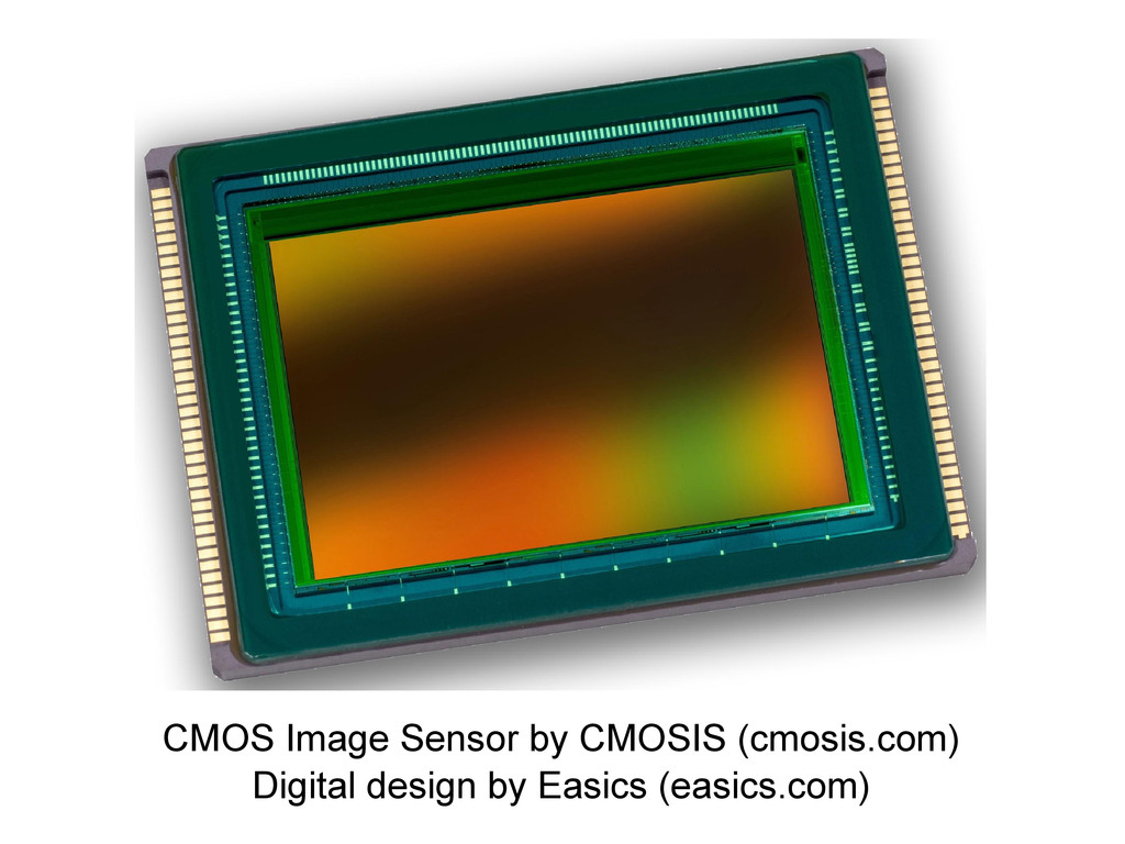 CMOS Image Sensor by CMOSIS (cmosis.com) Digita...