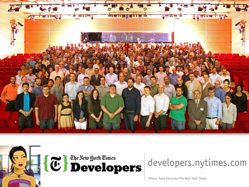 developers.nytimes.com Photo: Tony Cenicola/The...